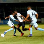 Dover Athletic v Boreham Wood. Conference Premier
