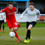 Dover Athletic v Leyton Orient in the FA Trophy