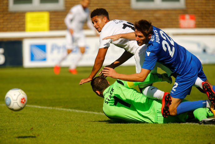 Dover Athletic FC v Eastleigh FC